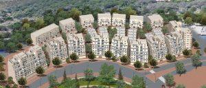 בנייני מגורים
